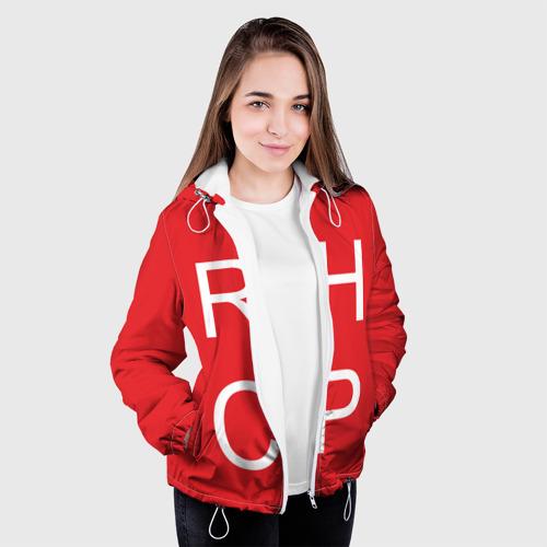 Женская куртка 3D  Фото 04, RHCP