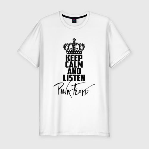 Keep calm and listen Pink Floyd