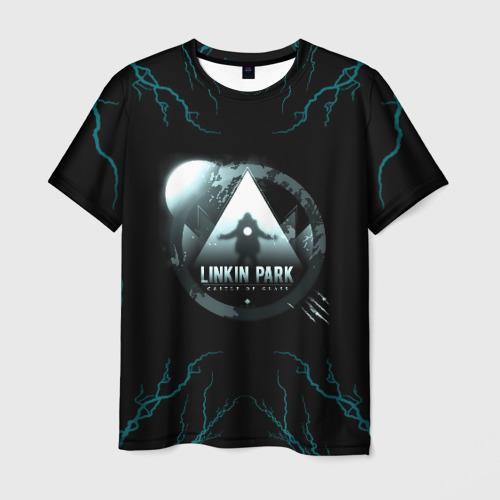 Мужская футболка 3D  Фото 03, Linkin Park