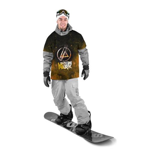 Накидка на куртку 3D  Фото 03, Linkin Park космос