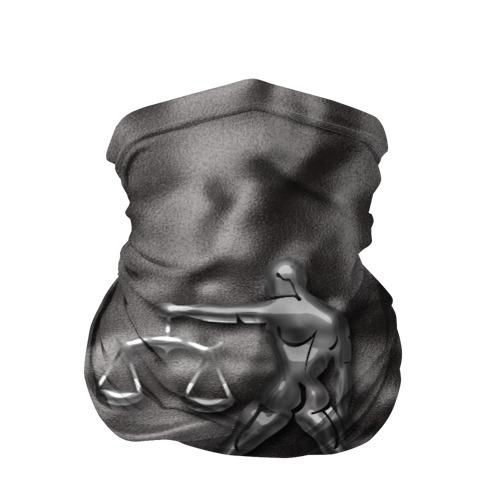 Бандана-труба 3D  Фото 01, Весы