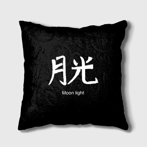 Подушка 3D  Фото 01, symbol Moon light