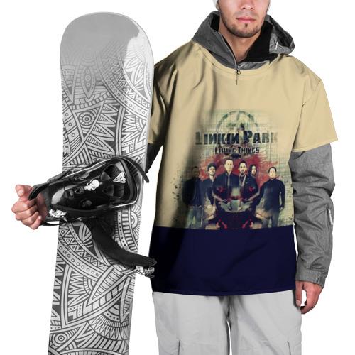 Накидка на куртку 3D  Фото 01, Группа Linkin Park