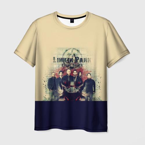 Мужская футболка 3D  Фото 03, Группа Linkin Park