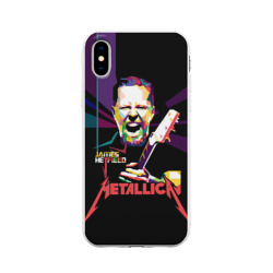 Metallica James Alan Hatfield