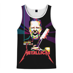 Metallica James Alan Hatfield