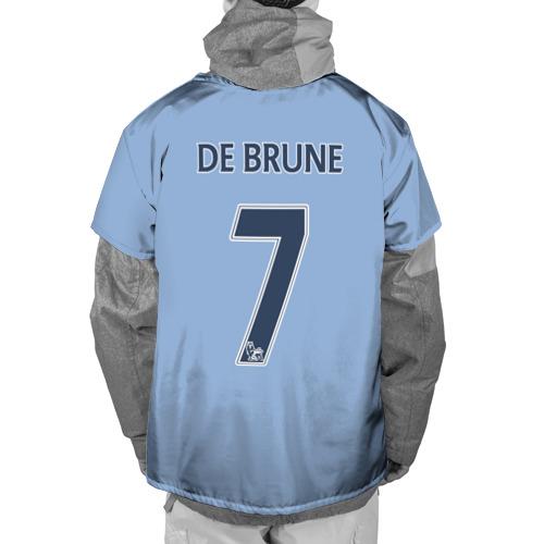Накидка на куртку 3D  Фото 02, Kevin De Bruyne форма 1718