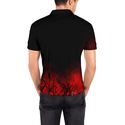 Мужская рубашка поло 3D  Фото 04, Megadeth