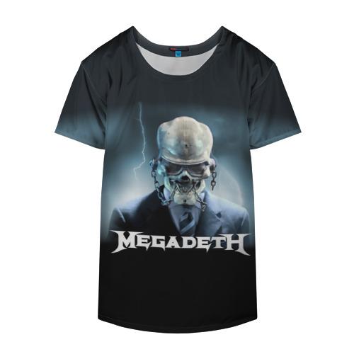 Накидка на куртку 3D  Фото 04, Megadeth
