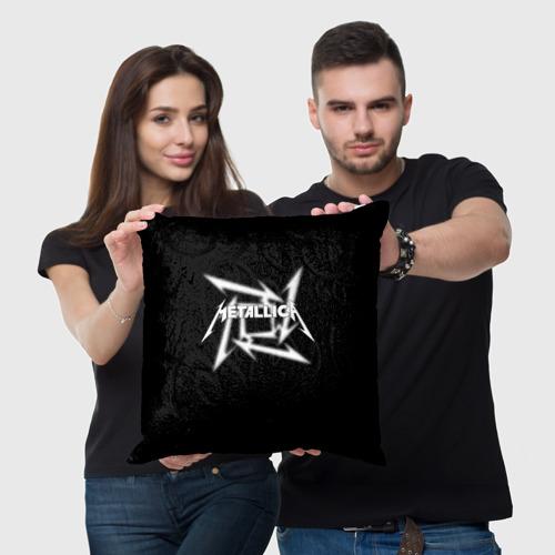 Подушка 3D  Фото 03, Metallica