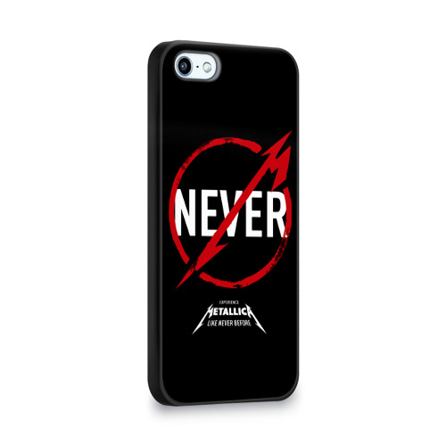 Чехол для Apple iPhone 5/5S 3D  Фото 02, Metallica