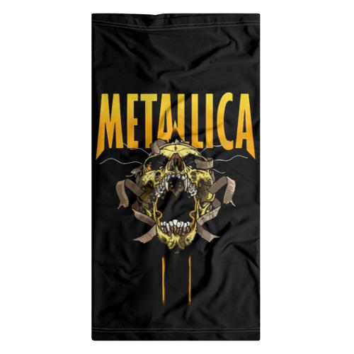 Бандана-труба 3D  Фото 07, Metallica
