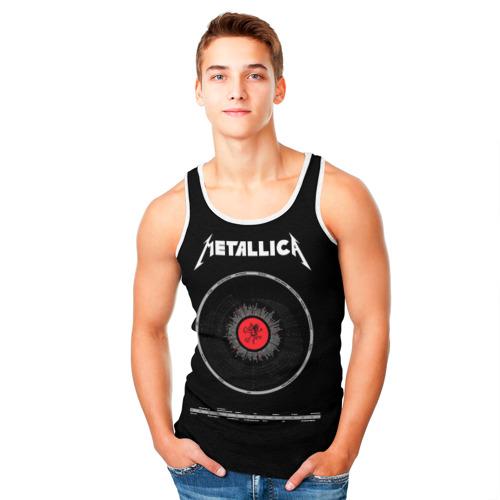 Мужская майка 3D  Фото 05, Metallica