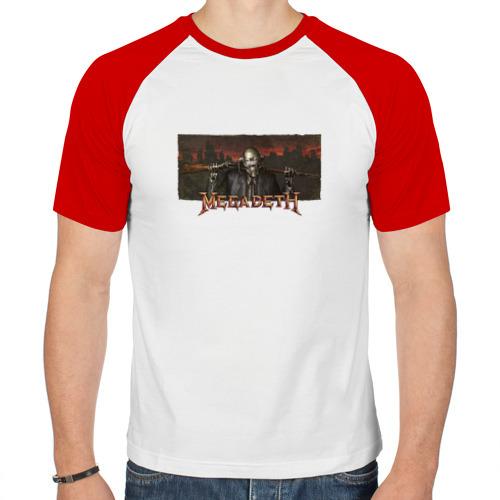 Мужская футболка реглан  Фото 01, Megadeth