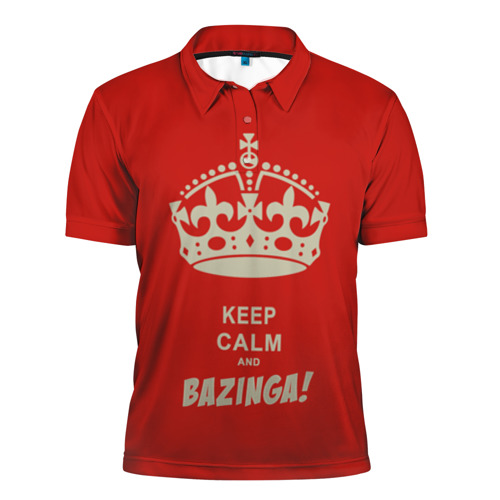 Keep Calm Bazinga