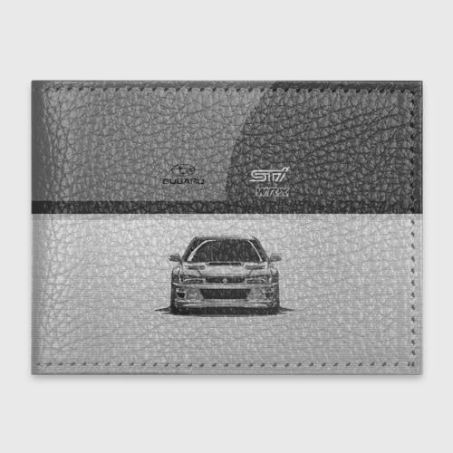 Обложка для студенческого билета  Фото 01, Subaru