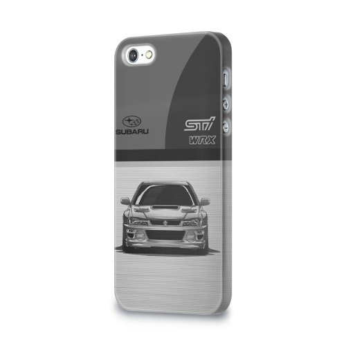 Чехол для Apple iPhone 5/5S 3D  Фото 03, Subaru