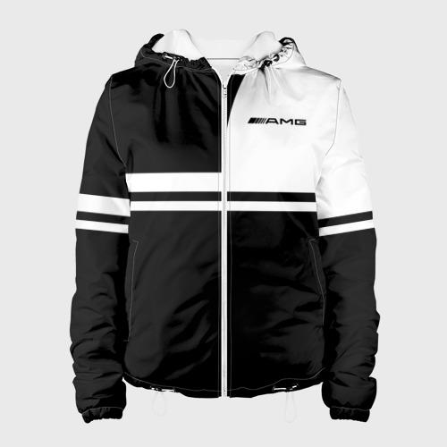 Женская куртка 3D  Фото 01, AMG