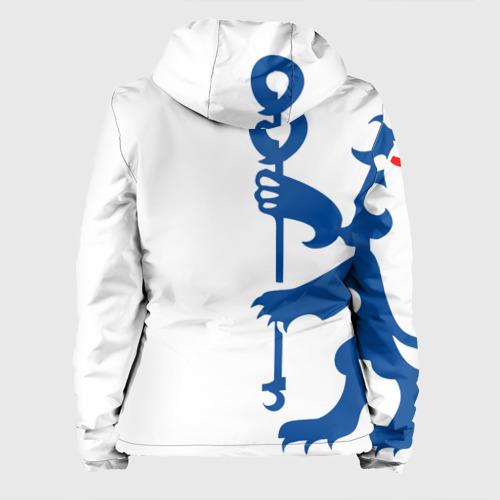 Женская куртка 3D  Фото 02, Chelsea Uniform
