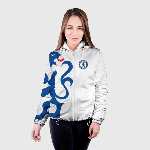 Женская куртка 3D  Фото 03, Chelsea Uniform
