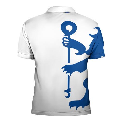 Мужская рубашка поло 3D  Фото 02, Chelsea Uniform