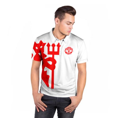 Мужская рубашка поло 3D  Фото 05, F.C.M.U 2018 Devil