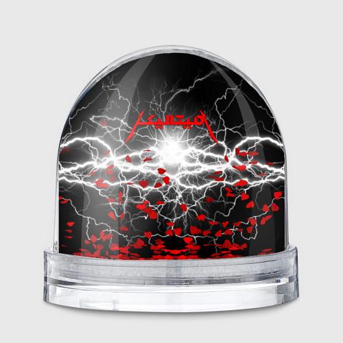 Водяной шар  Фото 01, Metallica