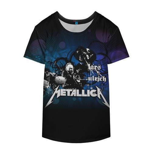 Накидка на куртку 3D  Фото 04, Metallica