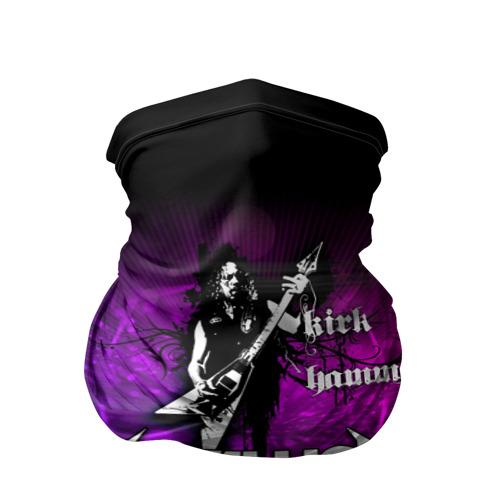 Бандана-труба 3D  Фото 01, Metallica
