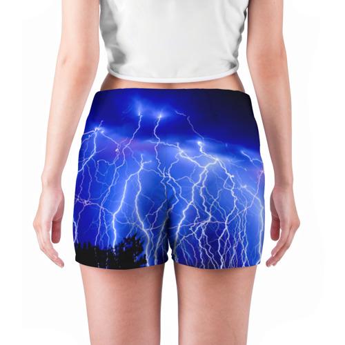 Женские шорты 3D  Фото 04, Молнии