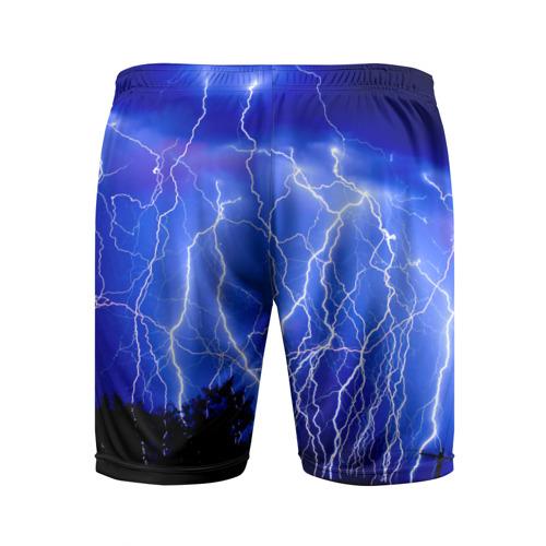 Мужские шорты 3D спортивные  Фото 02, Молнии