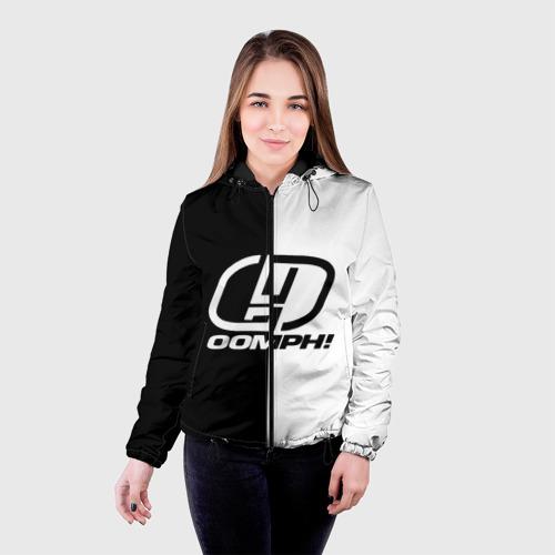Женская куртка 3D  Фото 03, OOMPH!