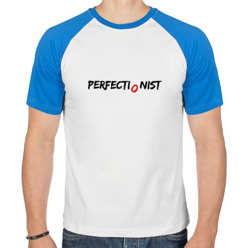 Мужская футболка реглан  Фото 01, PERFECTIONIST