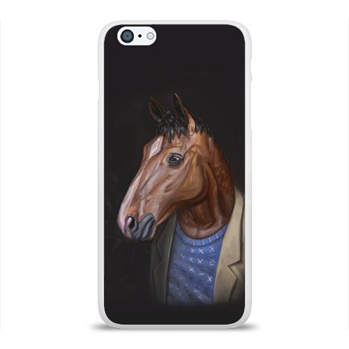 Чехол для Apple iPhone 6Plus/6SPlus силиконовый глянцевый  Фото 01, BoJack