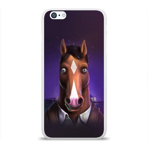 Чехол для Apple iPhone 6Plus/6SPlus силиконовый глянцевый BoJack