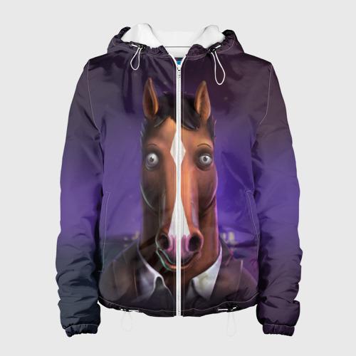 Женская куртка 3D  Фото 01, BoJack
