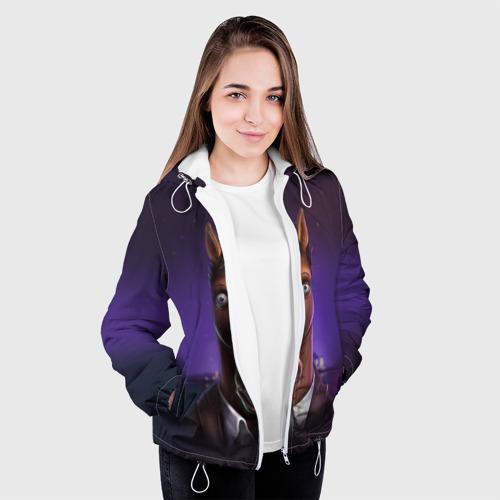 Женская куртка 3D  Фото 04, BoJack
