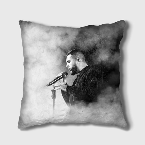 Подушка 3D  Фото 01, Jah Khalib