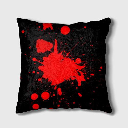 Подушка 3D  Фото 02, LOVE, HATE, DEAD