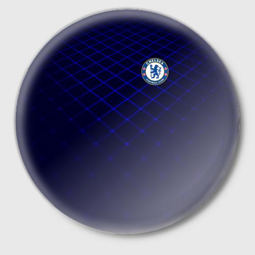 Значок Chelsea 2018  Uniform Фото 01