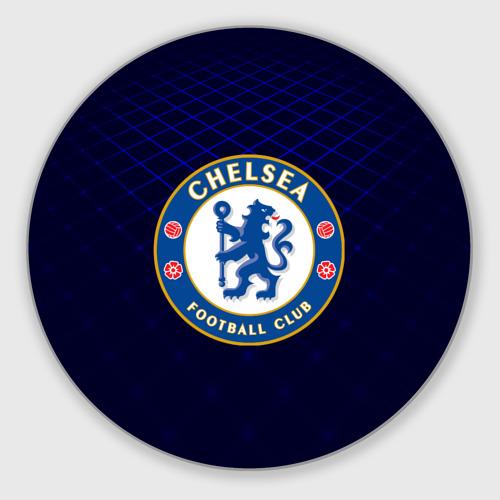 Коврик для мышки круглый Chelsea 2018 Uniform Фото 01