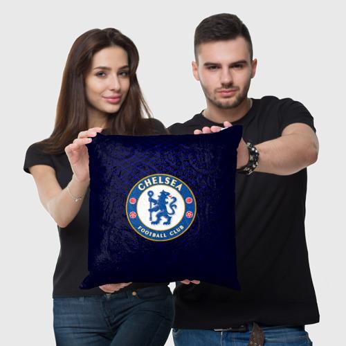 Подушка 3D  Фото 05, Chelsea 2018 Uniform