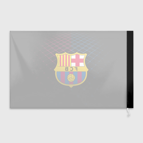 Флаг 3D FC BARCELONA (BARCA) | ФК БАРСЕЛОНА Фото 01