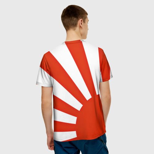 Мужская футболка 3D Король дрифта