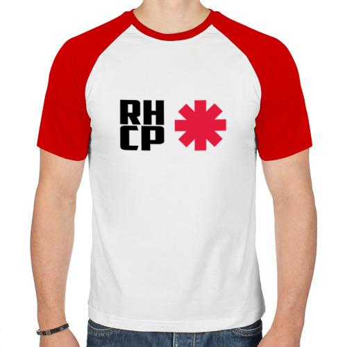 Мужская футболка реглан  Фото 01, Red Hot Chili Peppers