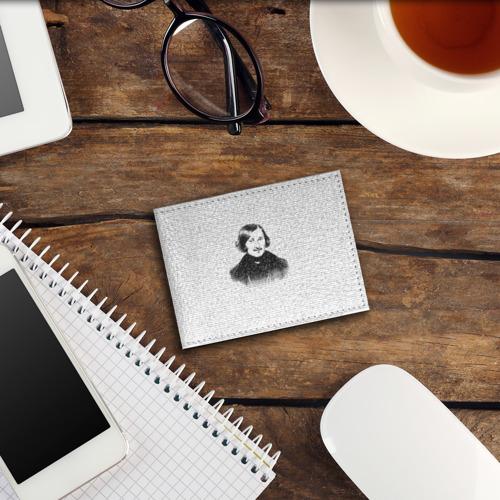 Обложка для студенческого билета  Фото 03, Гоголь