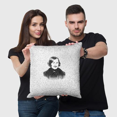 Подушка 3D  Фото 05, Гоголь