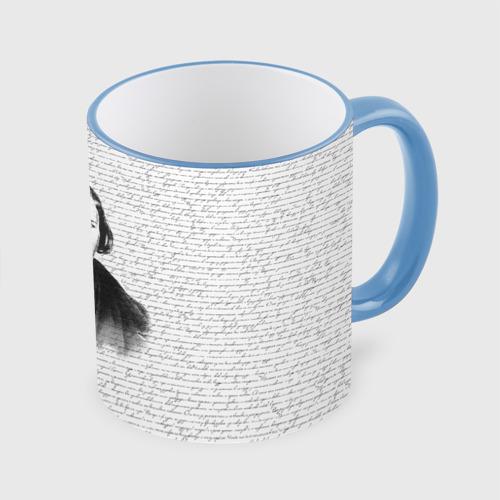 Кружка с полной запечаткой Гоголь
