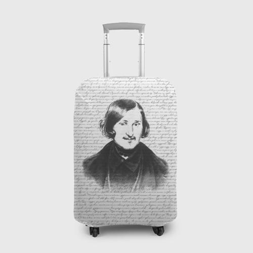 Чехол для чемодана 3D  Фото 01, Гоголь