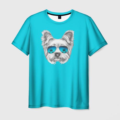 Мужская футболка 3D  Фото 03, На отдыхе